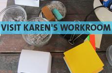 Karen Chase's Studio
